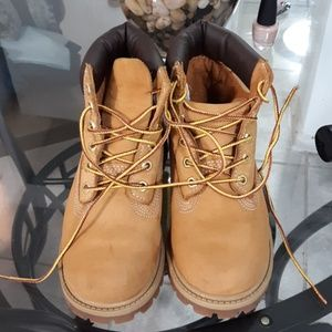 Timberland boots for boys